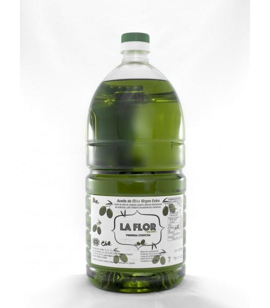 La Flor extra  (16 botellas 1l.)