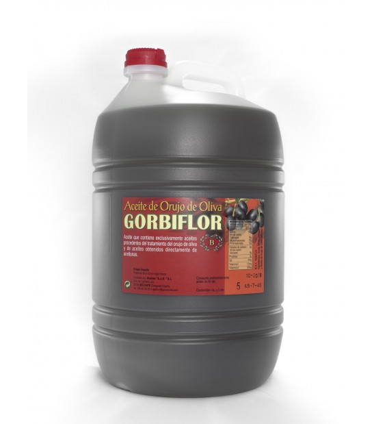 Gorbiflor (4 botellas 5l)
