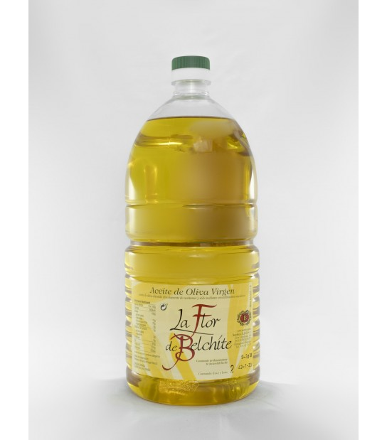 1 package of 9 2-liter bottles La Flor de Belchite