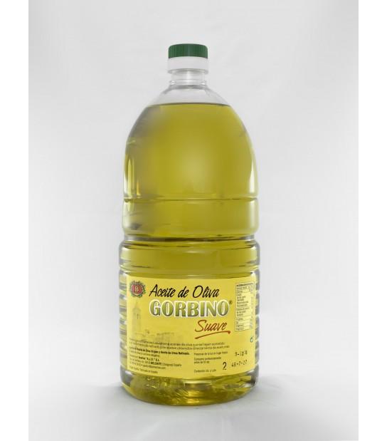 Gorbino suave (9 botellas 2l.)