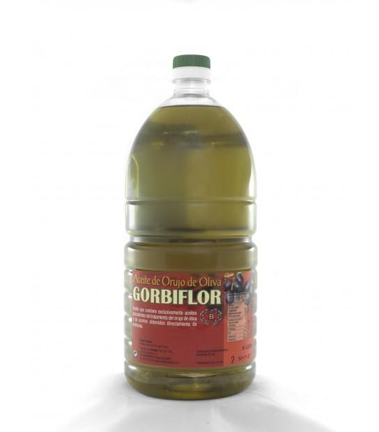 1 package 16- 1 liter bottles Gorbiflor