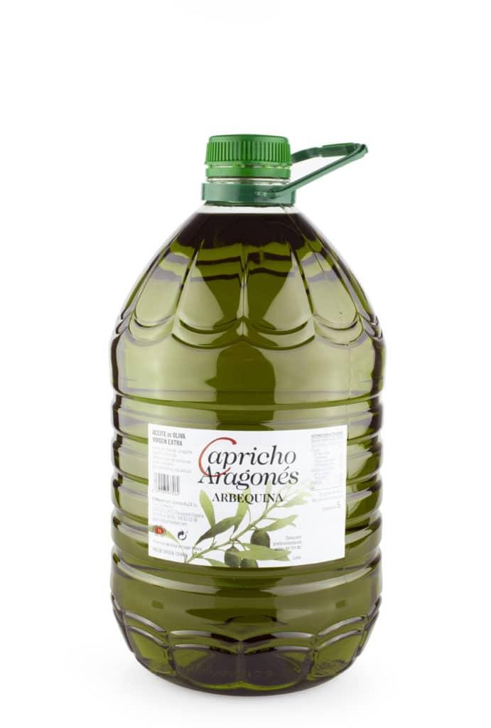 Capricho Aragonés arbequina
