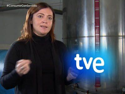 Almazara de Jaime en TVE
